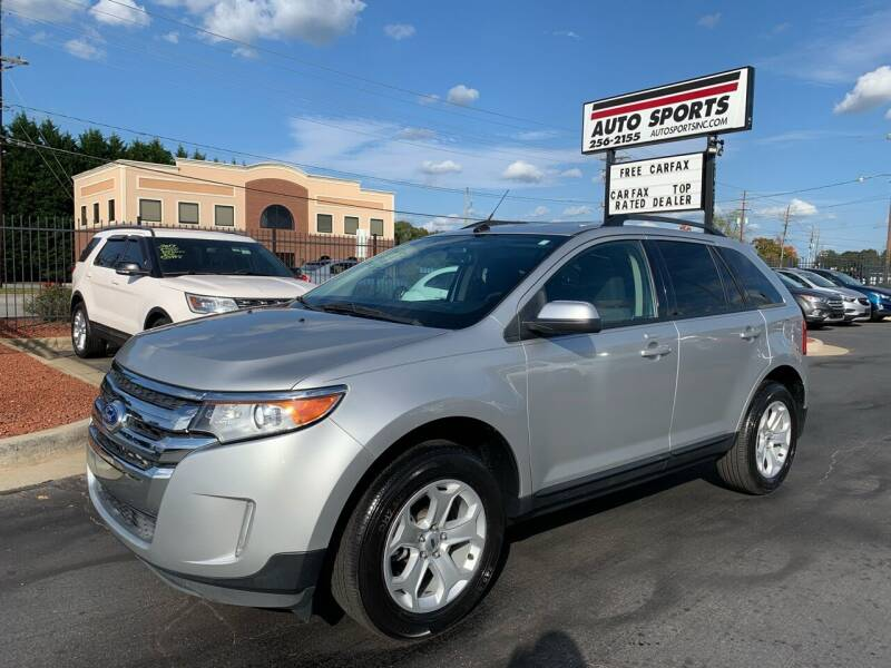 2013 Ford Edge for sale at Auto Sports in Hickory NC