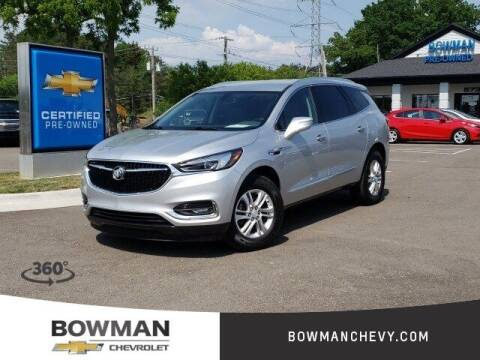 2018 Buick Enclave for sale at Bowman Auto Center in Clarkston MI