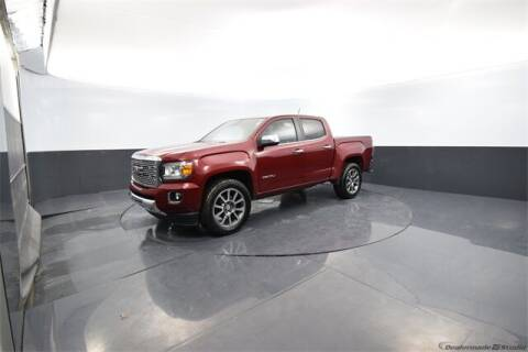 2018 GMC Canyon for sale at BOB HART CHEVROLET in Vinita OK