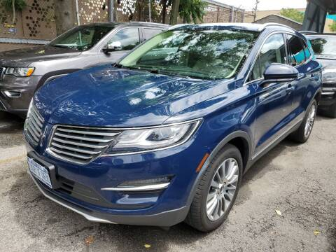 2018 Lincoln MKC for sale at LUXURY OF QUEENS,INC in Long Island City NY