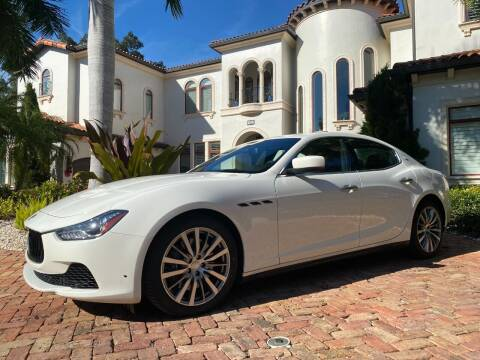 2015 Maserati Ghibli for sale at Mirabella Motors in Tampa FL