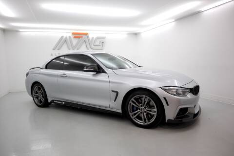 2015 BMW 4 Series for sale at Alta Auto Group LLC in Concord NC