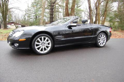 2008 Mercedes-Benz SL-Class for sale at New Hope Auto Sales in New Hope PA