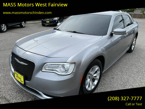 2016 Chrysler 300 for sale at M.A.S.S. Motors - MASS MOTORS in Boise ID