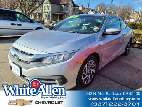 2019 Honda Civic for sale at WHITE-ALLEN CHEVROLET in Dayton OH