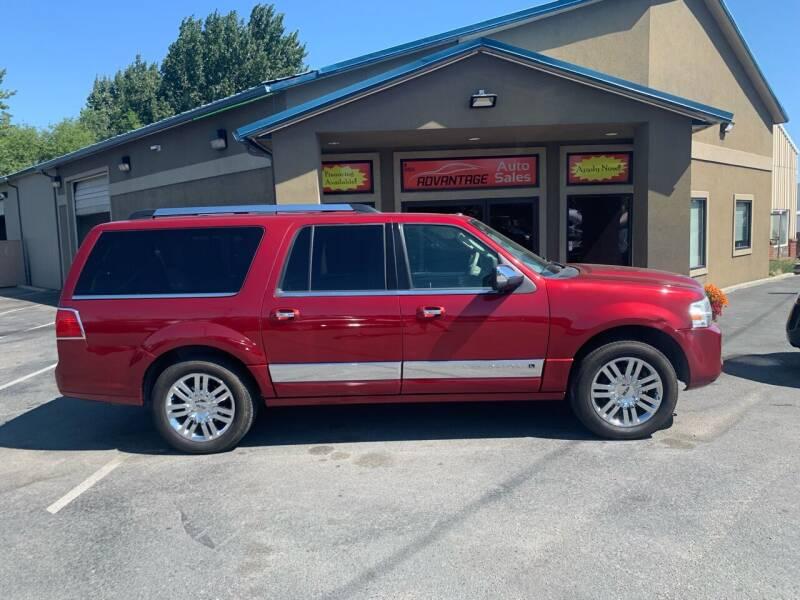 2014 Lincoln Navigator L for sale at Advantage Auto Sales in Garden City ID