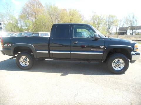 1999 GMC Sierra 2500 for sale at Mark's Sales and Service in Schoolcraft MI
