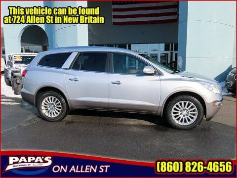 2012 Buick Enclave for sale at Papas Chrysler Dodge Jeep Ram in New Britain CT
