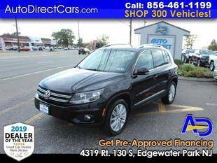2015 Volkswagen Tiguan for sale at Auto Direct Trucks.com in Edgewater Park NJ