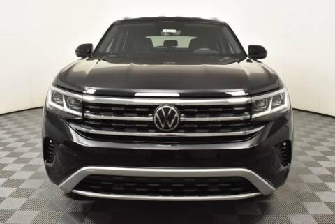 2021 Volkswagen Atlas Cross Sport for sale at Southern Auto Solutions-Jim Ellis Volkswagen Atlan in Marietta GA