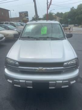 2007 Chevrolet TrailBlazer for sale at North Hill Auto Sales in Akron OH