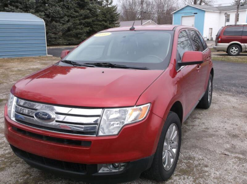 2010 Ford Edge for sale at Straight Line Motors LLC in Fort Wayne IN