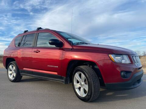 2012 Jeep Compass for sale at ILUVCHEAPCARS.COM in Tulsa OK