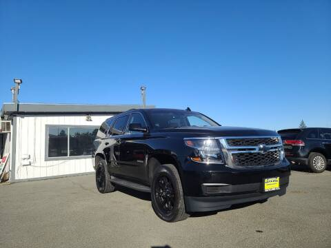 2015 Chevrolet Tahoe for sale at Skyline Auto Sales in Santa Rosa CA