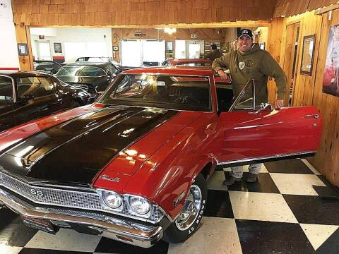 1968 Chevrolet Chevelle for sale at AB Classics in Malone NY