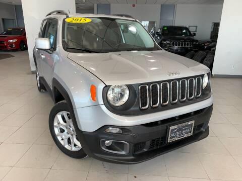 2015 Jeep Renegade for sale at Auto Mall of Springfield in Springfield IL