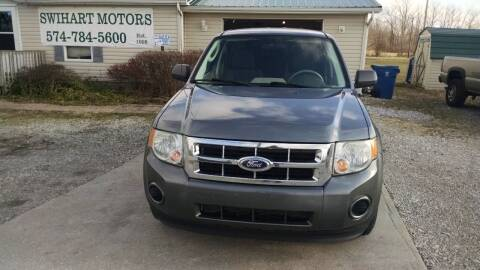 2011 Ford Escape for sale at Swihart Motors in Lapaz IN