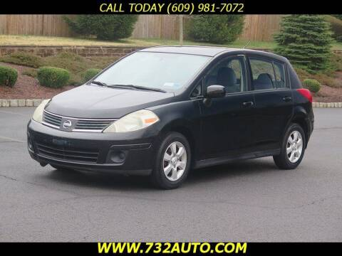 2008 Nissan Versa for sale at Absolute Auto Solutions in Hamilton NJ