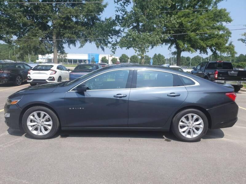 2020 Chevrolet Malibu for sale at Econo Auto Sales Inc in Raleigh NC
