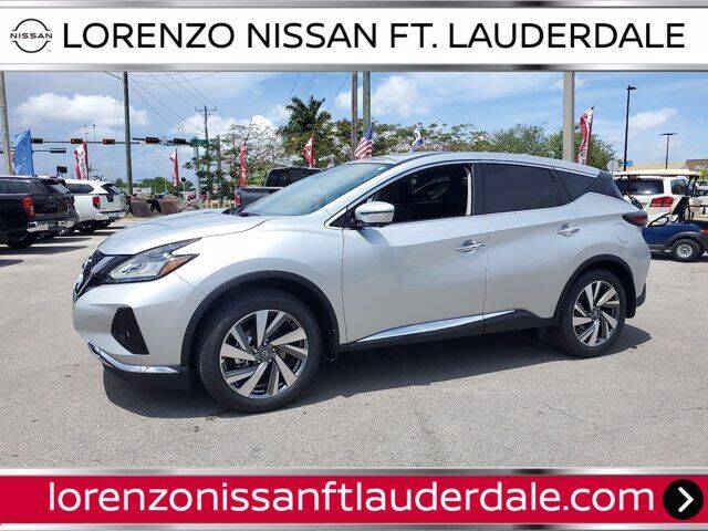 2021 Nissan Murano for sale in Fort Lauderdale, FL