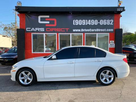 2015 BMW 3 Series for sale at Cars Direct in Ontario CA