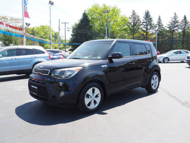 2015 Kia Soul for sale at Patriot Motors in Cortland OH