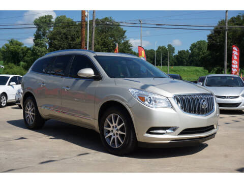2015 Buick Enclave for sale at Sand Springs Auto Source in Sand Springs OK