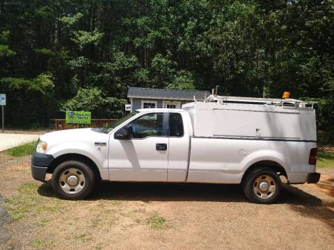 2008 Ford F-150 for sale at Route 150 Auto LLC in Lincolnton NC