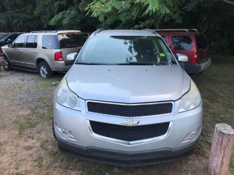 2010 Chevrolet Traverse for sale at CAR STOP INC in Duluth GA