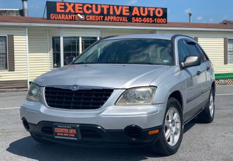 2006 Chrysler Pacifica for sale at Executive Auto in Winchester VA
