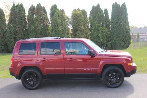 2012 Jeep Patriot for sale at D & B Auto Sales LLC in Washington Township MI