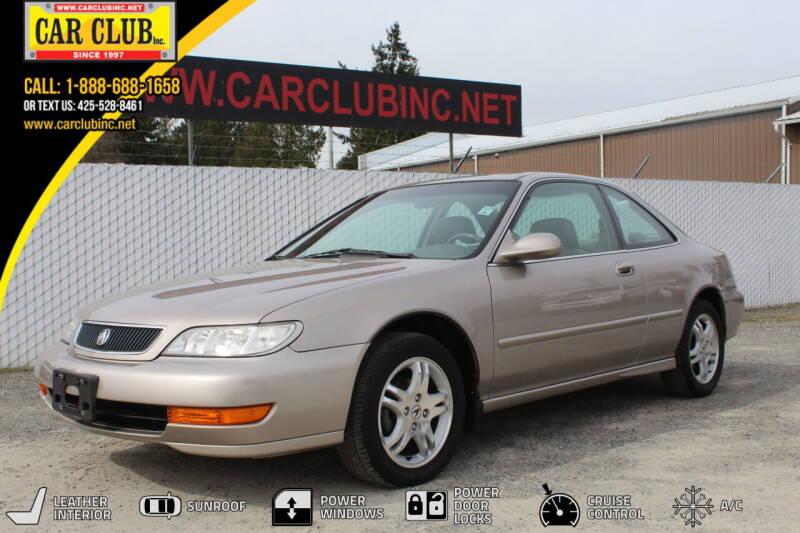 1999 Acura CL for sale in Burien, WA