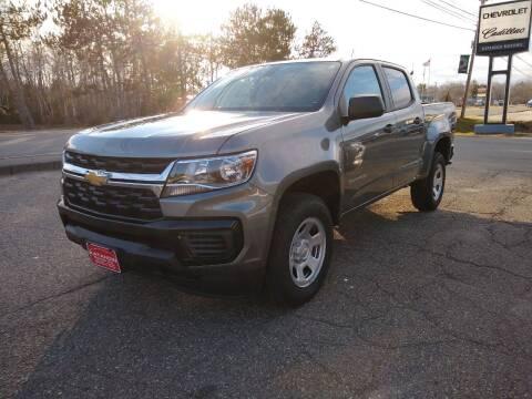 2021 Chevrolet Colorado for sale at KATAHDIN MOTORS INC /  Chevrolet & Cadillac in Millinocket ME