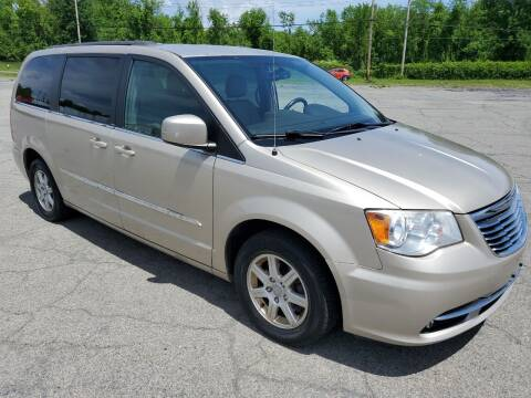 2012 Chrysler Town and Country for sale at 518 Auto Sales in Queensbury NY