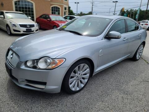 2009 Jaguar XF for sale at Car and Truck Exchange, Inc. in Rowley MA