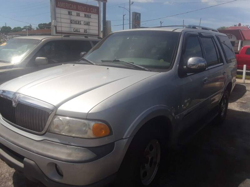used 2002 lincoln navigator for sale in florida carsforsale com carsforsale com