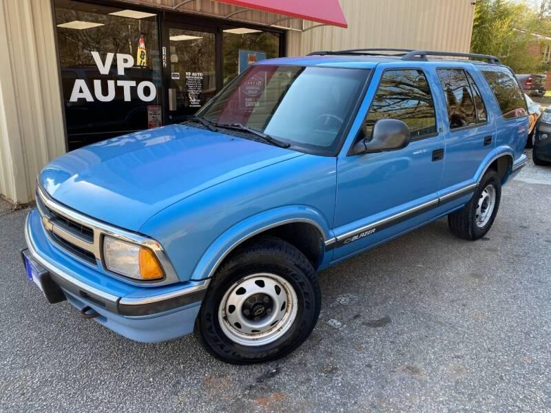 1997 Chevrolet Blazer for sale at VP Auto in Greenville SC