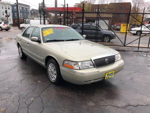 2004 Mercury Grand Marquis for sale at Adams Street Motor Company LLC in Dorchester MA