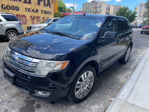 2010 Ford Edge for sale at Gallery Auto Sales in Bronx NY