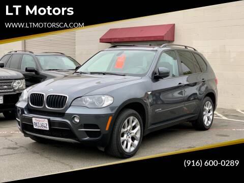 2011 BMW X5 for sale at LT Motors in Rancho Cordova CA