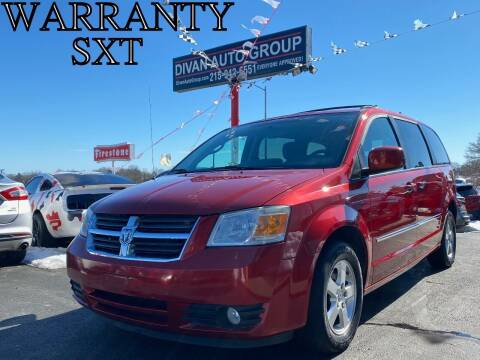2010 Dodge Grand Caravan for sale at Divan Auto Group in Feasterville PA