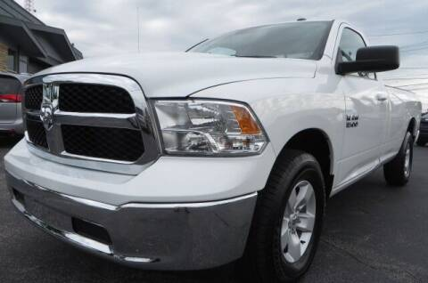 2019 RAM Ram Pickup 1500 Classic for sale at Eddie Auto Brokers in Willowick OH