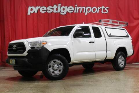 2017 Toyota Tacoma for sale at Prestige Imports in St Charles IL