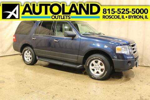 2014 Ford Expedition for sale at AutoLand Outlets Inc in Roscoe IL