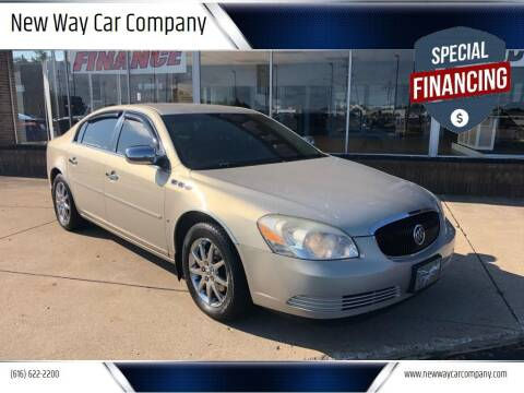2007 Buick Lucerne for sale at New Way Car Company in Grand Rapids MI