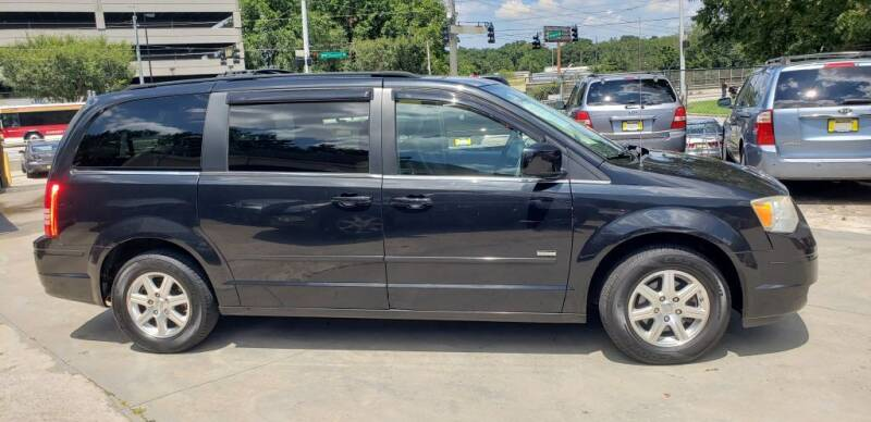 2008 Chrysler Town and Country for sale at On The Road Again Auto Sales in Doraville GA