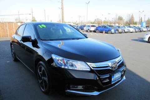 2014 Honda Accord Plug-In for sale at Choice Auto & Truck in Sacramento CA