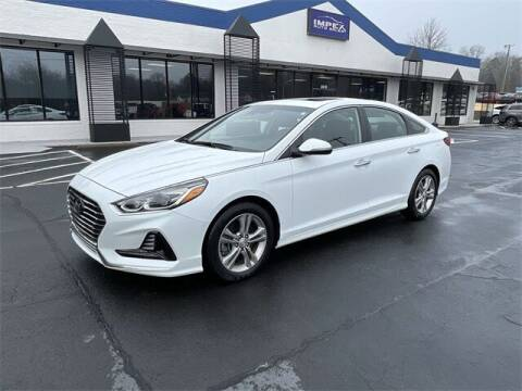 2018 Hyundai Sonata for sale at Impex Auto Sales in Greensboro NC