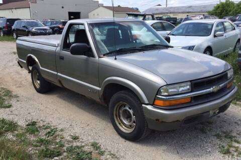 2000 Chevrolet S-10 for sale at WEINLE MOTORSPORTS in Cleves OH