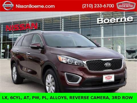 2018 Kia Sorento for sale at Nissan of Boerne in Boerne TX
